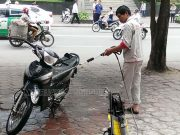Lưu ý khi rửa xe bằng máy rửa xe cao áp