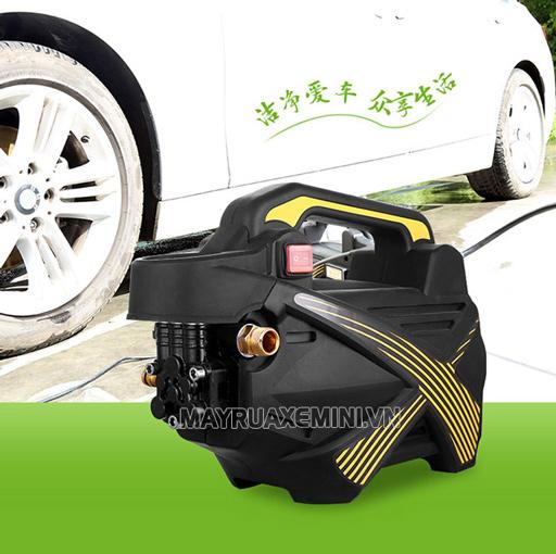 Máy rửa xe Lutian - Thương hiệu máy rửa xe nổi tiếng của Trung Quốc