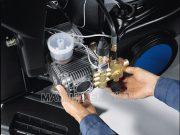 Bảo dưỡng máy rửa xe định kỳ để giảm hao phí nước