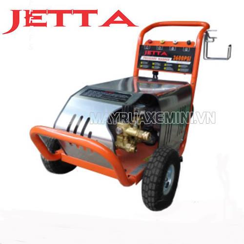 Máy rửa xe Jetta nhận được nhiều đánh giá tốt của người dùng