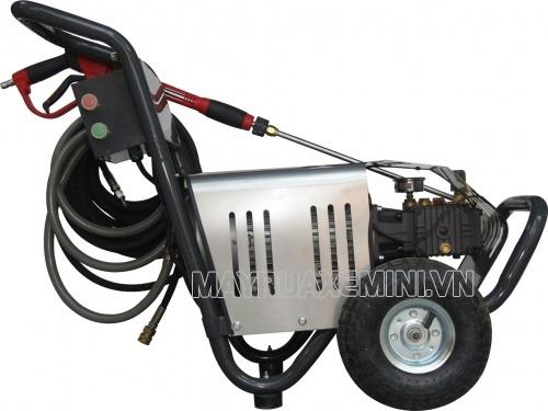 Ưu điểm của máy rửa xe cao áp Lutian