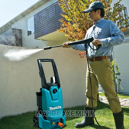 Các sản phẩm máy rửa xe Makita đang được nhiều người dùng ưu ái hiện nay