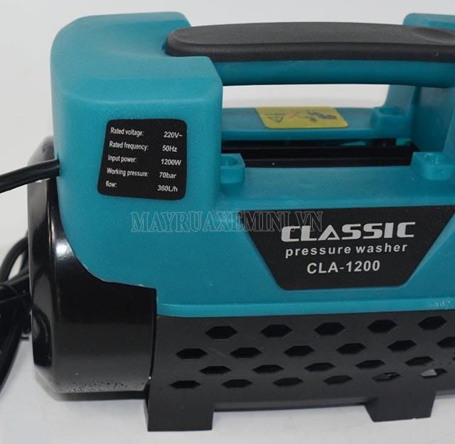 Máy rửa xe Classic CLA-1200