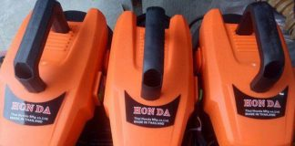 Máy bơm rửa xe Honda