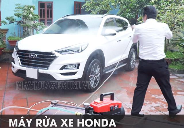 Máy rửa xe Honda
