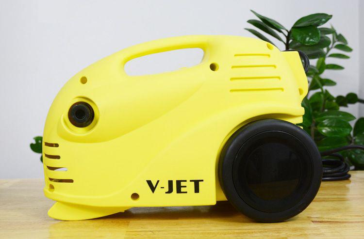 Một sản phẩm máy rửa xe xách tay Vjet