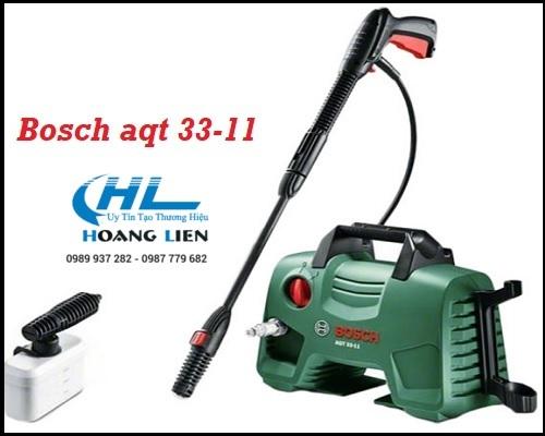 Máy xịt rửa xe áp lực cao Bosch AQT 33-11