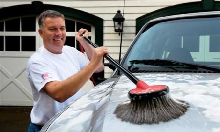Chổi rửa xe ô tô