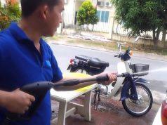 Nguồn nước cũng là một trong những nguyên nhân quan trọng dẫn tới tình trạng rung giật của máy rửa xe