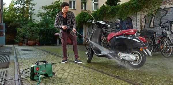 quản bảo máy rửa xe tốt