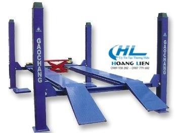 Cầu nâng 4 trụ GaoChang - Trung Quốc
