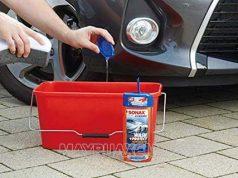 Rửa xe bằng Sonax có hiệu quả không?
