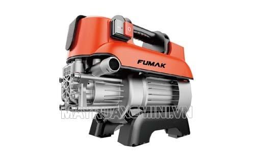 Máy rửa xe Fumak F190 sở hữu thiết kế hiện đại thu hút nhiều người tiêu dùng