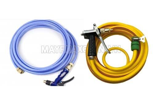Tùy vào nhu cầu sử dụng để lựa chọn ống phun phù hợp