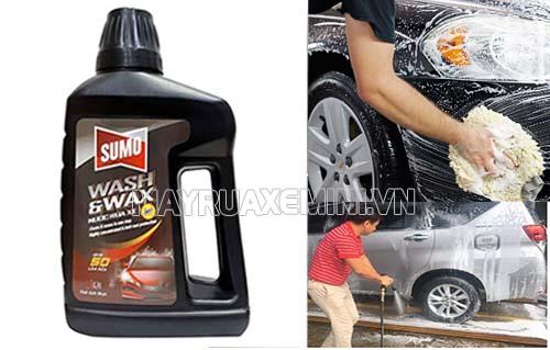 Nước rửa xe 3M cho hiệu quả làm sạch vượt trội