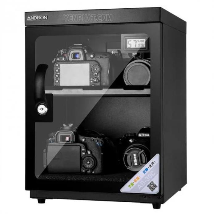tủ chống ẩm máy ảnh
