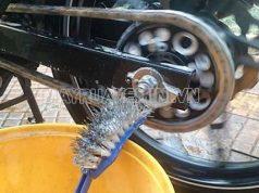 Nên hay không nên rửa xe bằng dầu hỏa