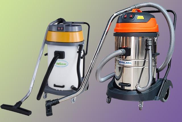 Chất liệu, thương hiệu sản phẩm cũng ảnh hưởng đến giá máy hút bụi công nghiệp