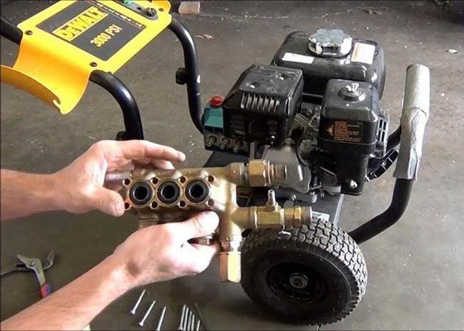 Phớt cho khả năng ngăn nước tràn vào piston