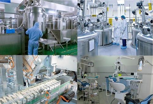 Máy nén khí được ứng dụng trong nhiều lĩnh vực khác nhau