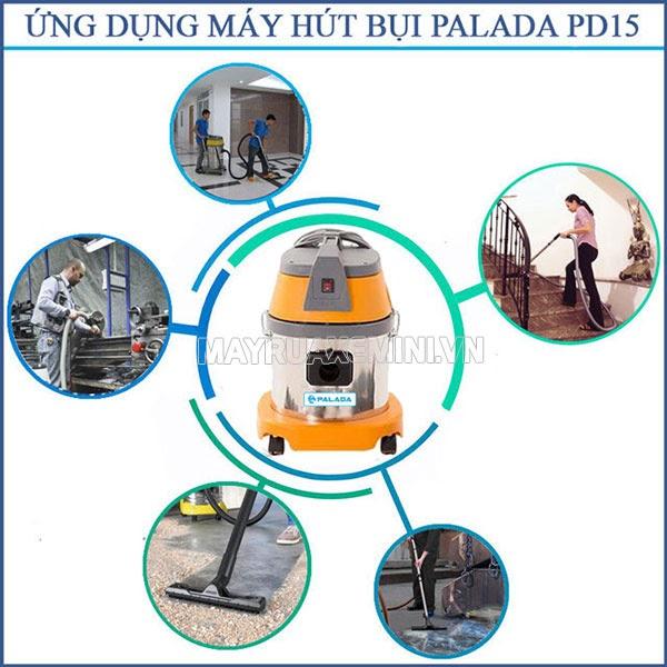 Palada PD15 là dòng sản phẩm được nhiều người sử dụng hiện nay