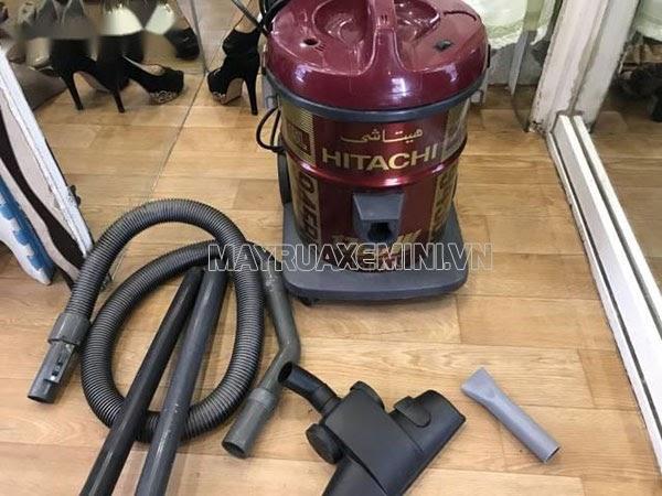Dòng sản phẩm hút bụi đến từ thương hiệu Hitachi