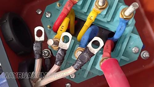 đo điện trở cách điện của dây dẫn