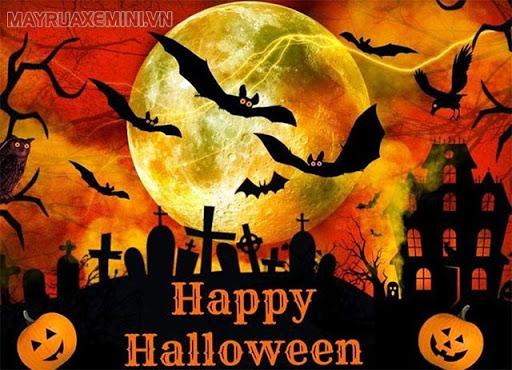 Lễ hội Halloween 2020