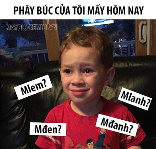 Meme mlem nghĩa là gì trên Facebook?
