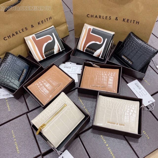 Những chiếc ví nhỏ xinh xắn sẽ là món quà ưng ý nhất