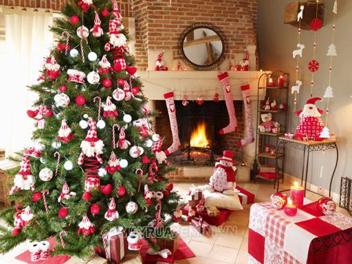Đồ trang trí Noel có những gì?