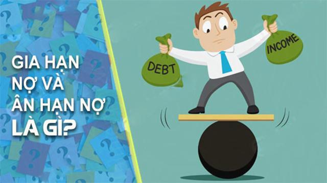 Ân hạn nợ gốc là gì