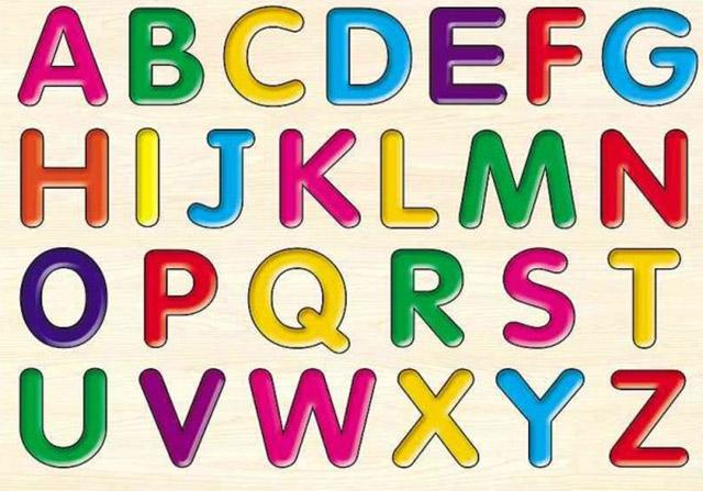 bảng chữ cái tiếng Anh có bao nhiều từ