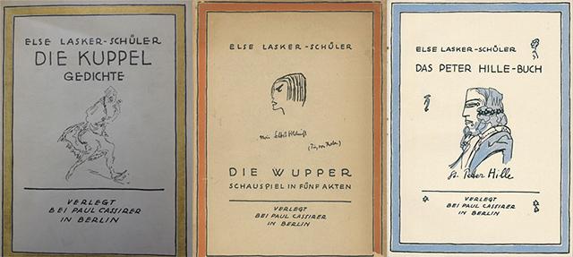 Những tác phẩm của Else Lasker-Schüler
