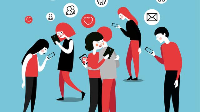 sử dụng mạng xã hội thông minh
