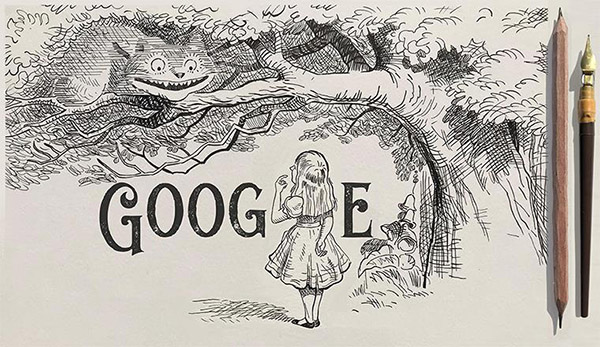 Ông được Google Doodle vinh danh