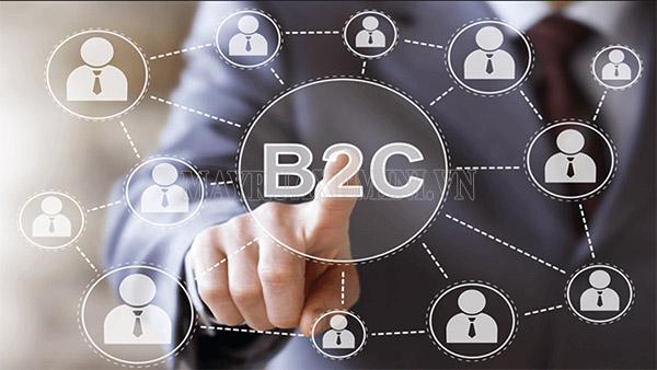 mô hình b2c là gì