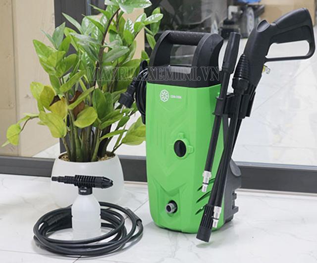 Nên mua máy rửa xe motor từ hay motor chổi than?