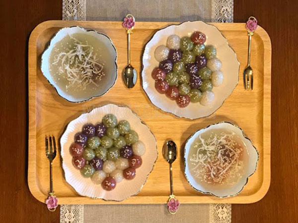 tết hàn thực ăn món gì