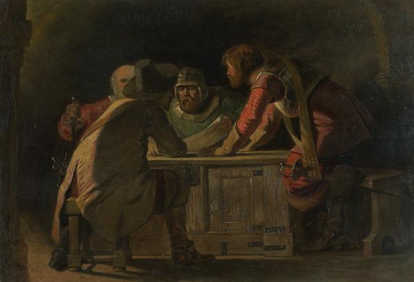 Tranh sơn dầu của John Tenniel