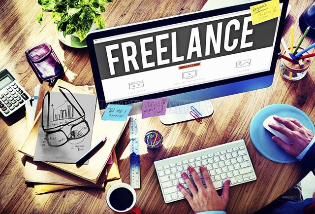 Editor có thể lựa chọn làm Freelance