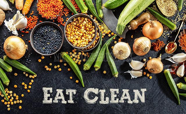 thực đơn eat clean rẻ